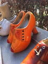 adorable wooden heels