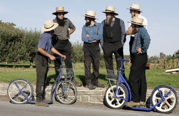 Click to learn more about the Amish