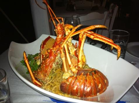 lobstah!